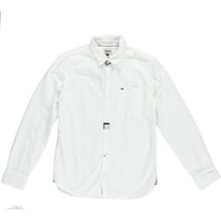 hilfiger-denim-georgetown-shirt-l-s-sportler-bianco-jeans