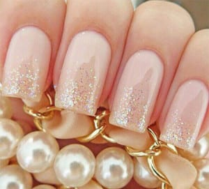 Nail-art-sposa-2016-stile-minimal