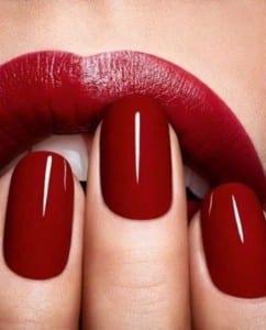 la-nail-art-rossa