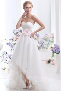asymmetrical-sweetheart-court-train-organza-ivory-wedding-dress-b21963-a