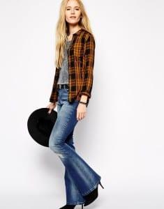 ASOS-Northmore-Denim-Jeans-a-zampa-con-strappi-alle-ginocchia
