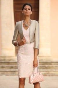 2015-elegant-v-neck-knee-length-pink-silver-lace-sheath-column-mother-of-the-bride-dress-with-jacket-b2lr0006-a