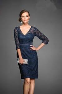 unique-v-neck-knee-length-blue-lace-mother-of-the-bride-dress-b2ja0039-a