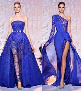 Abiti-da-cerimonia-2015-collezione-Zuhair-Murad-blu-cobalto