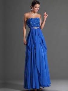 mode-cristaux-bleu-encre-mousseline-polyester-robe-bal-longue-tpod10992