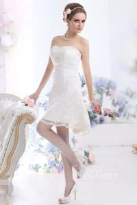 a-line-ivory-short-mini-strapless-lace-wedding-dress-b22308-e_2