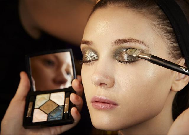 Dior-Fall-Winter-2014-Makeup-Look