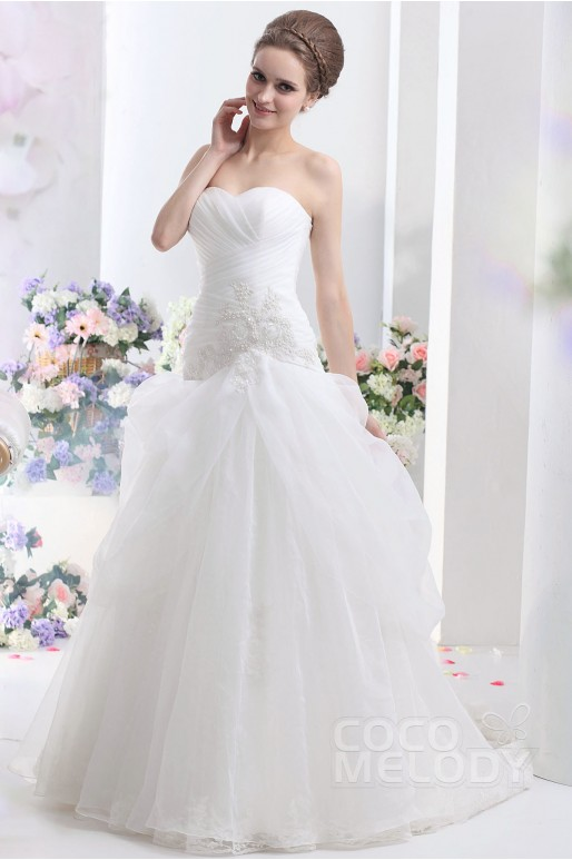 a-line-ivory-chapel-train-sweetheart-organza-wedding-dress-b12186-a_2