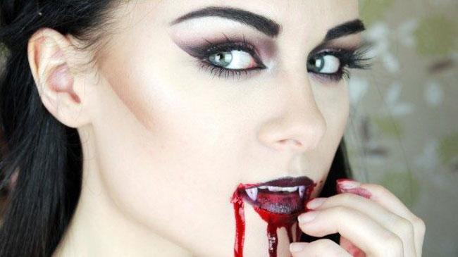 Favoloso 5 Make up per Halloween - Ad Maiora Semper VQ24