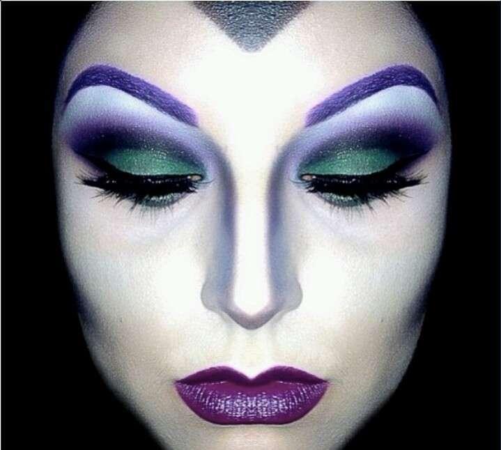 Eccezionale 5 Make up per Halloween - Ad Maiora Semper GO92