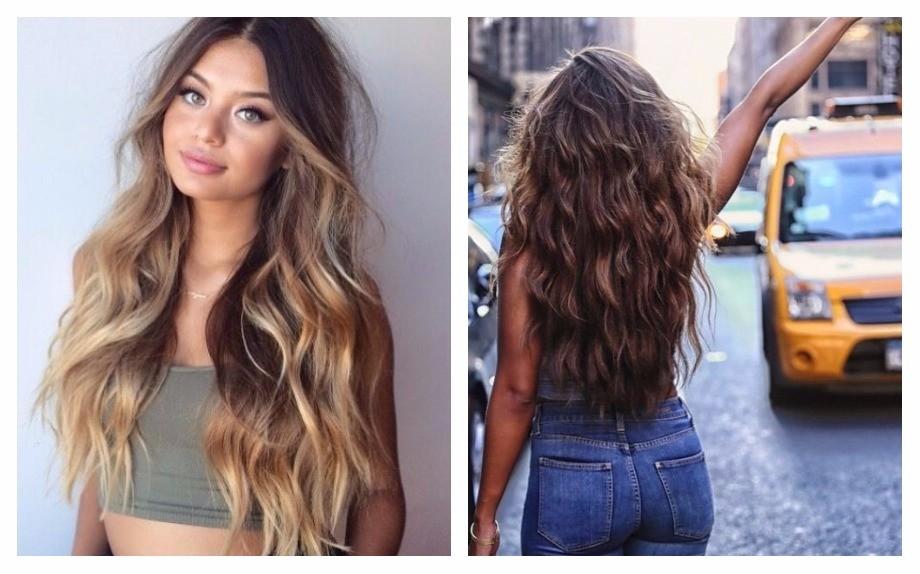 I capelli partiranno scuri dalla base della cute e andranno lentamente a  sfumare verso una tonalità più chiara dello stesso colore. Il distacco sarà  ridotto ... 628e87dafacb