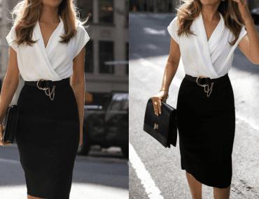 Abbigliamento da ufficio con FashionMia.com