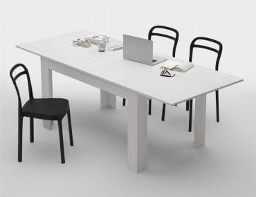 La comodità di un tavolo allungabile