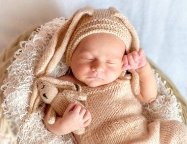Che cos'è la fotografia newborn