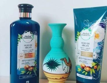 Herbal Essence Olio di Argan: la mia esperienza